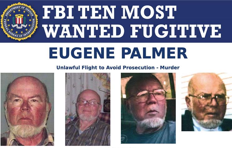 FBI Most Wanted Eugene Palmer