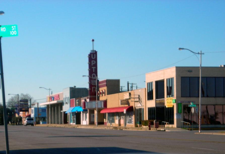 Grand Prairie Public Records