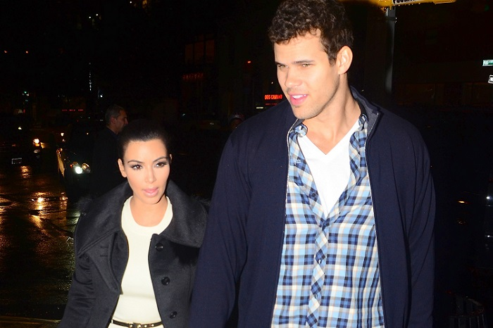 short celeb marriages - Kim Kardashian and Kris Humphries