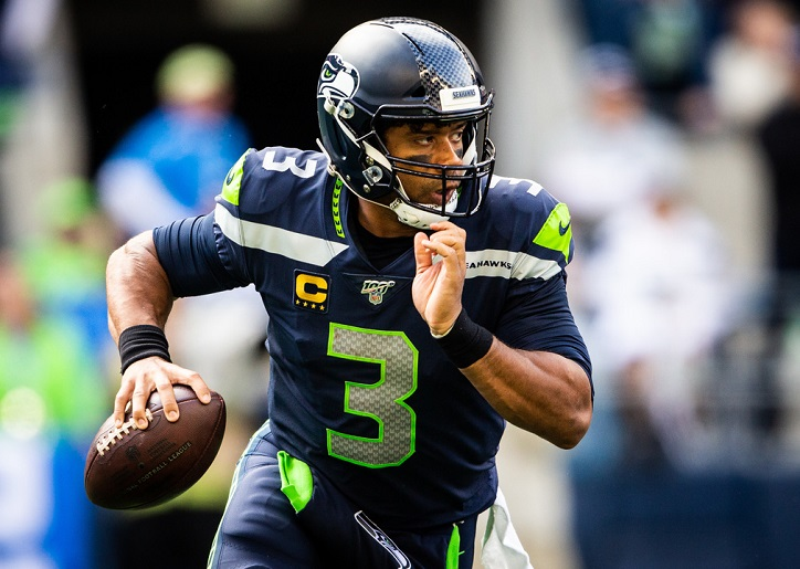 Russell Wilson Background Check