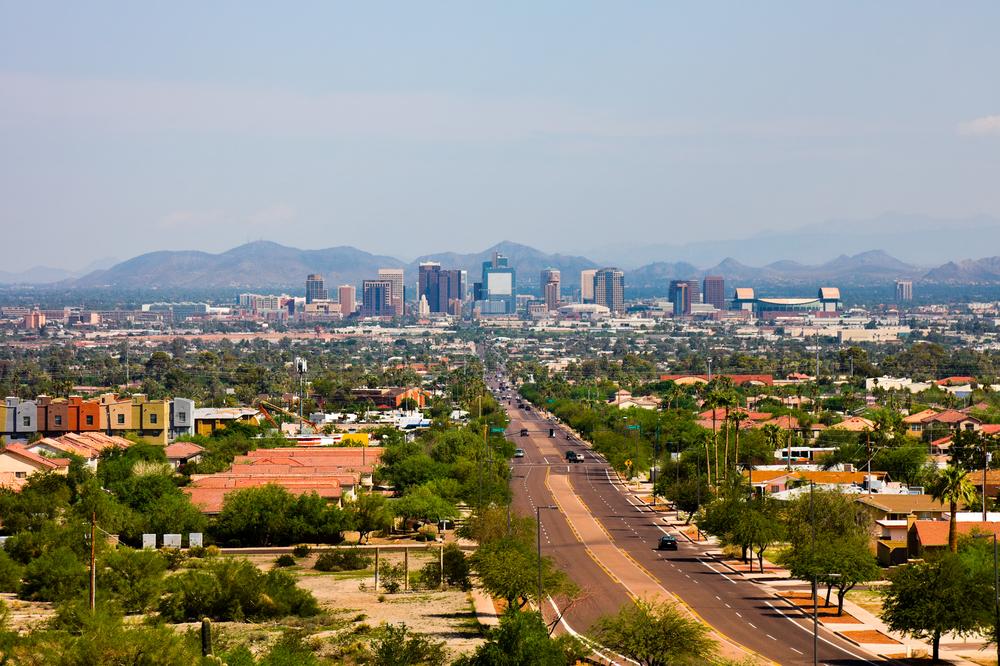 Arizona Crime Rate