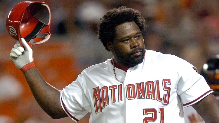 Dmitri Young Background Check
