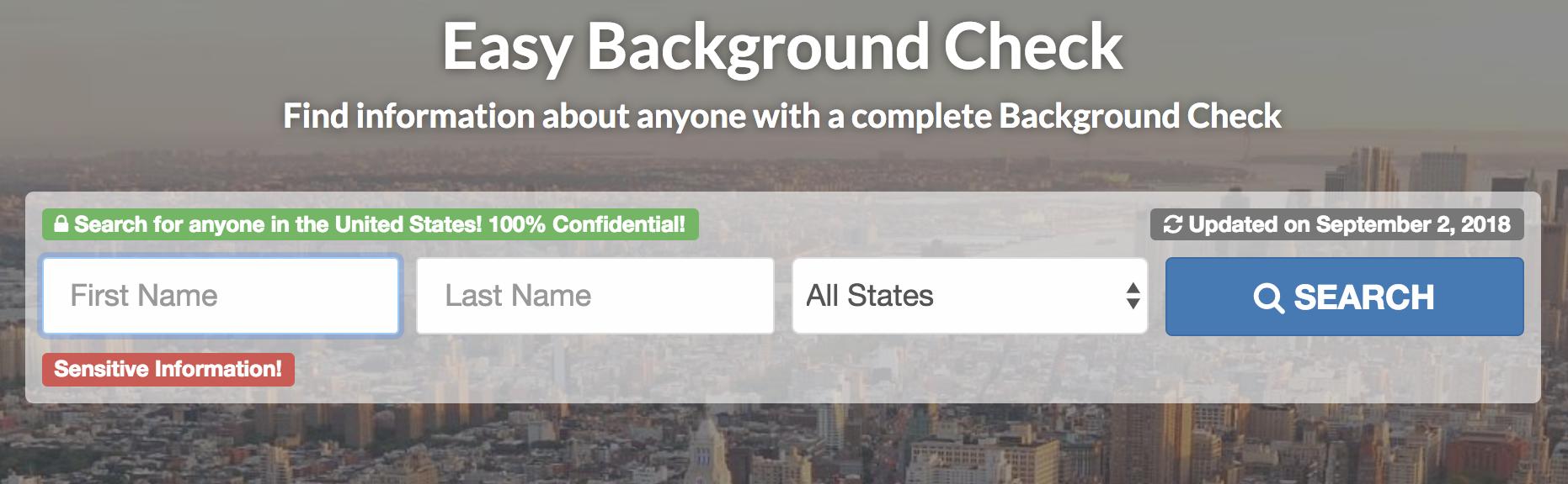 background convict search
