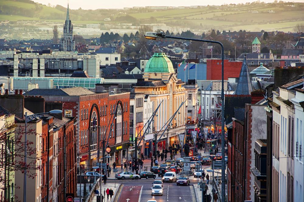 richest country Ireland