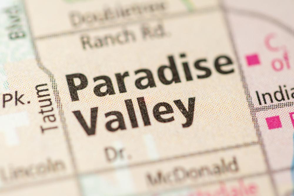 Paradise Valley Arizona Public Records